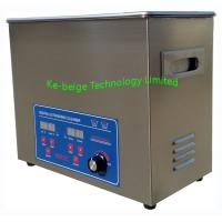 Buy cheap Hospital Benchtop Ultrasonic Cleaner Medical Instrument Ultrasound Cleaning Machine from wholesalers