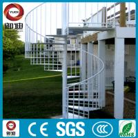 Buy cheap cheap price wrought iron spiral staircase designs from wholesalers