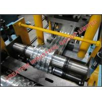 Buy cheap Adjustable Iron Shutter Door Roll Forming Machine With Holes Punching Dies from wholesalers