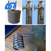 Buy cheap Custom Capacity Coil Heat Exchanger , Titanium Coil Tube 1 Year Warranty from wholesalers