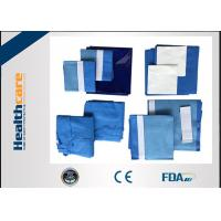 Buy cheap PP + PE Disposable Surgical Packs For Knee Arthroscopy Single Use EO Sterille product