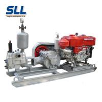 Buy cheap Electric Cement Grouting Pump Injection Pump 0-10Mpa Press Simple And Robust from wholesalers