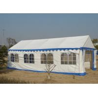 Buy cheap Good Permeability Wedding Canopy Tent With 10 Pieces Arched Plastic Windows from wholesalers