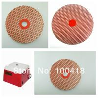 Buy cheap MP6360 flat lap diamond disk for Grinder wholesale flat lap diamond disk from wholesalers