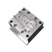 Buy cheap High Speed Hot Runner Injection Molding LKM Standard 1.2344 Steel Material from wholesalers