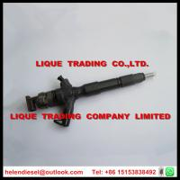 Buy cheap Genuine and New DENSO Piezo injector 295900-0250 , 295900-0200 TOYOTA 23670-30440 ,23670-39435 , 9729590-025,9729590-020 from wholesalers