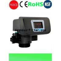 Buy cheap 4m3/h Runxin Automatic Water Softener Control Valve F63C3 Meter Type from Wholesalers