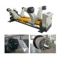 Buy cheap Semi Single Face Corrugated Carton Making Machine 1400mm Width For Corrugated Sheet from wholesalers