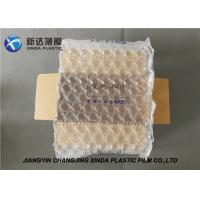 Buy cheap 20 Mic Thickness Air Bubble Wraps Packaging Plastic Film For Art Objects from wholesalers