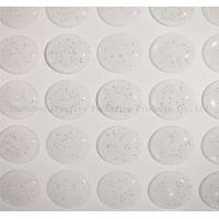 """Buy cheap 1/2"""" Inch Glitter 3D Epoxy domed stickers from wholesalers"""