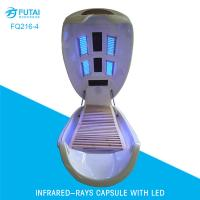 Buy cheap Far infrared spa capsule with 2 LED light therapy beds FQ216-4 from wholesalers