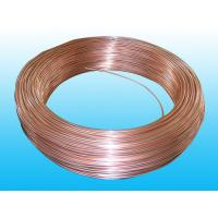 Buy cheap Steel Evaporator Tube 6.35 × 0.65 mm Copper Coated Round Non - Secondary from wholesalers