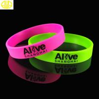 Buy cheap Customized National Flag Silicone Wristbands For Children's Gifts from wholesalers