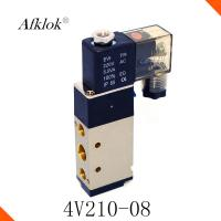 Buy cheap Low Pressure Pneumatic Pressure Control Valve Working Medium 40 Micron Filteres Air from wholesalers