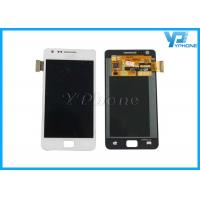 Buy cheap White 4.3 Inches Cell Phone LCD Screen Display Replacement For Samsung galaxy s2/i9100 from wholesalers