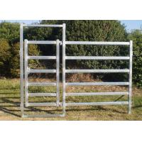 Buy cheap Heavy Duty 30pcs Bundle Heavy Duty Used Cattle Corral Panels For Sale & Gate for Au from wholesalers