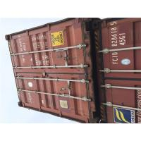 Buy cheap Hot Dip Galvanized Second Hand Sea Containers For Logistics And Transport from wholesalers