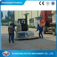 Buy cheap ROTEX Brand Flat Die Biomass Sawdust Straw Rice Husk Wood Pellets Mill from wholesalers