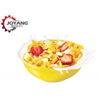 Buy cheap Cereal Corn Flakes Puffed Corn Snack Making Machine Breakfast Cereals Production from wholesalers