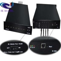 Buy cheap RJ45 8 ports GSM/GPRS SMS modem pool from wholesalers