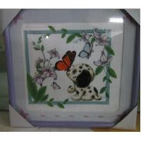 Buy cheap hand embroidery photo frame matboard CNC cutter from wholesalers