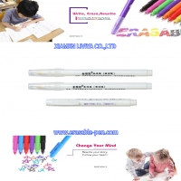 Buy cheap White Clean Stain Disappear Air Erasable Fabric Marking Pen from wholesalers