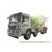 Buy cheap HOMAN 8x4 12 Cubic Concrete Agitator Truck , Concrete Mixing Transportation Truck from wholesalers
