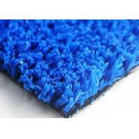 Buy cheap Indoor / Outdoor Tennis Court Synthetic Grass Fireproof Synthetic Multicolor from wholesalers