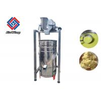 Buy cheap Industrial Ginger Juice Making Machine / Ginger Grinding Extractor Machine from wholesalers