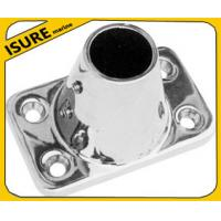 Buy cheap stanchion socket / Stainless Steel rectangular base /marine hardware from wholesalers
