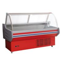 Buy cheap Red / White Meat Display Cooler , 0°C - 10°C Deli Display Refrigerator For Shop from wholesalers