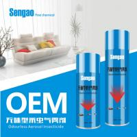 Buy cheap odourless aerosol insecticide from wholesalers