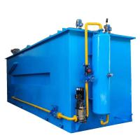 Buy cheap High Hydraulic Load DAF Dissolved Air Flotation System For Sewage Treatment from wholesalers