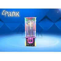 Buy cheap Bouncing Ball Fashion Redemption Dispenser Game of chance roullet Machine from wholesalers