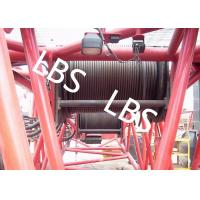 Buy cheap Hydraulic Wire Rope Tower Crane Winch For Architectural Engineering from wholesalers