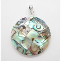 Buy cheap Fashion Jewelry Natural New Zealand Abalone Shell Pendant from wholesalers