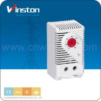 Buy cheap Normal KTO / KTS 011 Room Thermostat , Bimetal Heating 30W House Thermostat from wholesalers