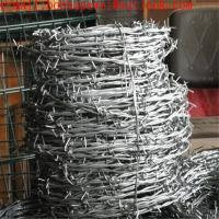 Buy cheap barbed wire suppliers/spike wire fence/razor barbed wire fencing/best barbed wire/barbed wire post/bulb wire fence from wholesalers