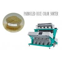 Buy cheap 5400 Pixel Intelligent Industrial Sorting Machine , Parboiled Rice Colour Sorter Machine from wholesalers