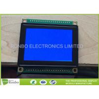 Buy cheap 128 X 64 Graphic Display Module , STN Blue Negative Monochrome Graphic Lcd from wholesalers