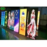 Buy cheap P2.5 Poster Mirror Indoor Full Color LED Display For Clothing Shop , 192mm X 192mm Module Size from wholesalers