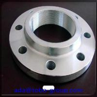 Buy cheap B16.5 ANSI Flange ASME B16.47 Forged Steel Flanges W / N A182 F304 DIN2632 PN10 DN700 product