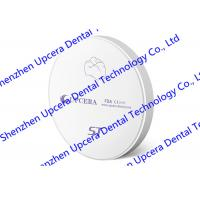 Buy cheap Multilayer Dental Zirconia Blocks 98mm for CAD CAM Milling Machine from wholesalers