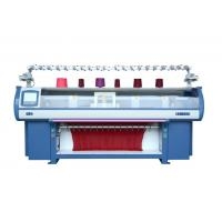 Buy cheap Three systems computerized flat knitting machine from wholesalers