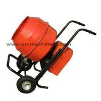 Buy cheap Building Construction Tools & Machines Epoxy Coated Steel Mini Concrete Mixer 120L from wholesalers