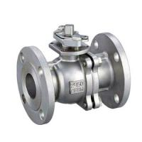 Buy cheap High Mounting Pad Stainless Steel Ball Valve Flanged Type DN10 - DN400 from wholesalers