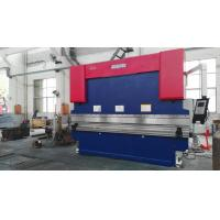 Buy cheap Carbon Sheet CNC Hydraulic Press Brake 250KN Load Plate Bending Hand Press Brake from wholesalers