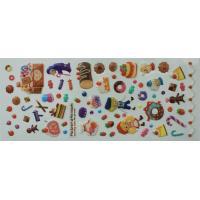Buy cheap Enchanted Forest Epoxy Resin Sticker , Children Decorative Adhesive from wholesalers