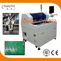 Buy cheap 0.1mm Cutting Precision Diy Pcb Cnc Machine With KAVO Spindle from wholesalers
