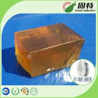 Pressure Sensistive Hot Melt Adhesive Tape , Paper Label Adhesive Hot Melt